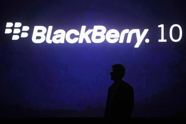 Blackberry Decline
